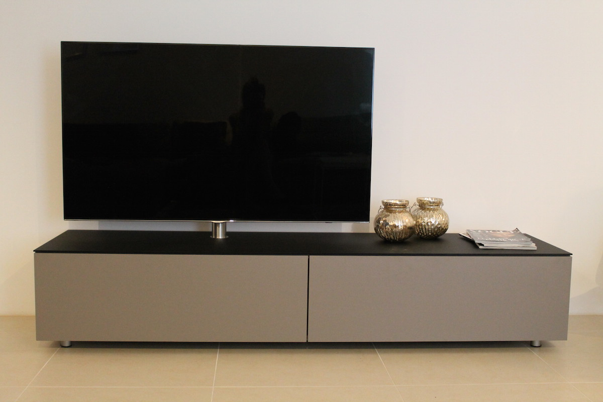 Ardeno media furniture khalina play for Tv meubel glas