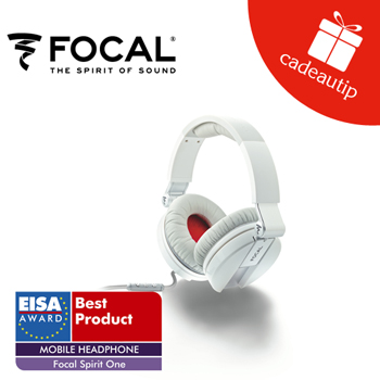 Focal Spirit One White Hoofdtelefoon