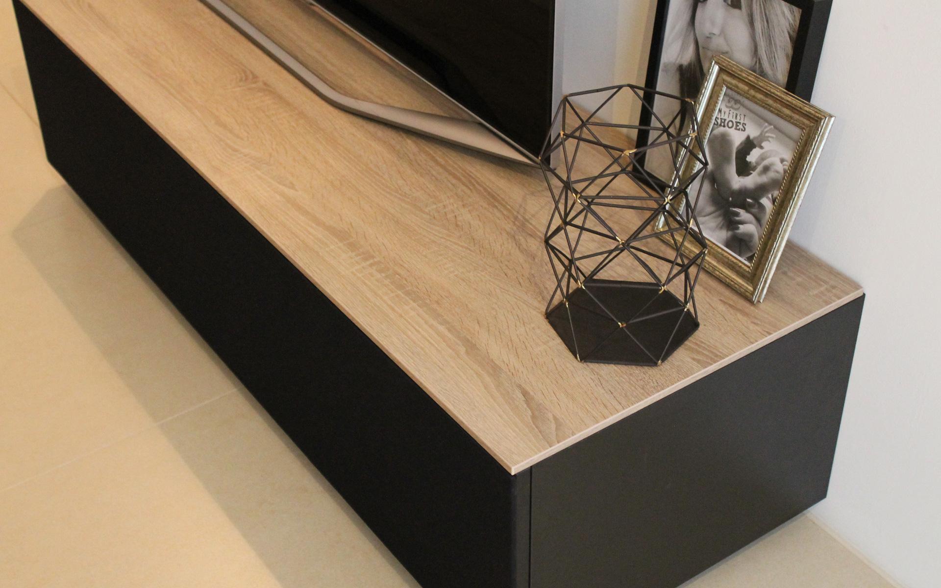 Tv Kast 50 Diep.Ardeno Media Furniture Khalina Play