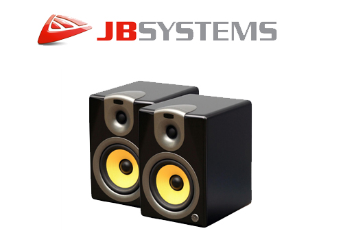 JBSYSTEMS AM50 Aktieve luidsprekers