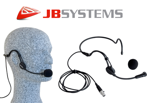 JBSYSTEMS WHS20 HEADSET