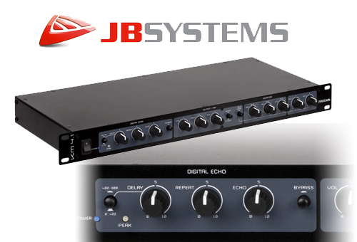 JBSYSTEMS KM41 Digital Echo