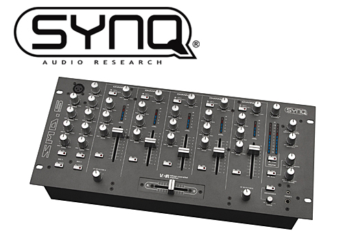 SYNQ SMD5 Audio Mixer